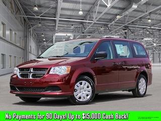 New 2020 Dodge Grand Caravan Canada Value Package Van 167941 in Kelowna, BC
