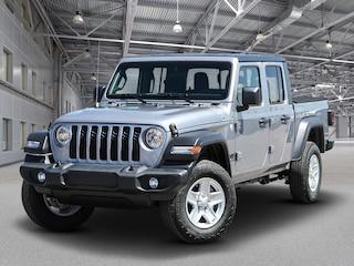 New 2020 Jeep Gladiator Sport S Truck Crew Cab in Kelowna, BC