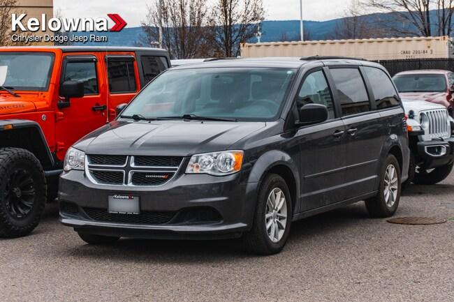 2017 Dodge Grand Caravan SXT, Stow & Go Van