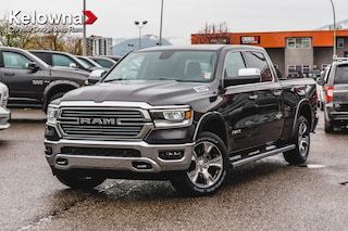 New 2019 Ram All-New 1500 Laramie Truck Crew Cab K19306 in Kelowna, BC