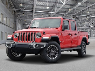 New 2020 Jeep Gladiator Overland Truck Crew Cab K20002 in Kelowna, BC