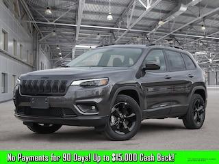 New 2020 Jeep Cherokee Altitude SUV K20205 in Kelowna, BC