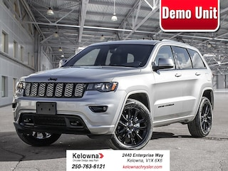 2020 Jeep Grand Cherokee HIGH ALTITUDE - MOST AWARDED SUV EVER - DEMO - SAV SUV in Kelowna, BC