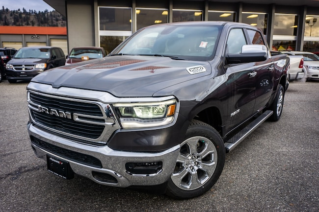 New 2019 Ram 1500 Big Horn - Navigation -  Uconnec - $345.41 B/W Truck Crew Cab For Sale lease Kelowna, BC