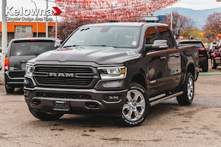New 2019 Ram All-New 1500 Big Horn Truck Crew Cab K19222 in Kelowna, BC