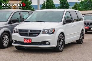 2017 Dodge Grand Caravan CVP/SXT Van