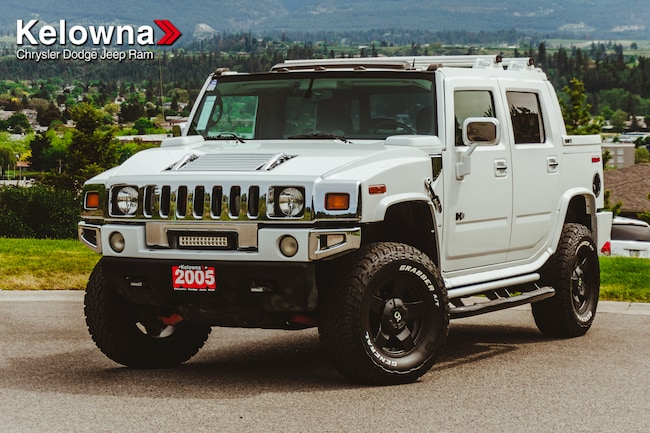 2005 HUMMER H2 SUT Leather, Sunroof, Lift New Tires!! SUV