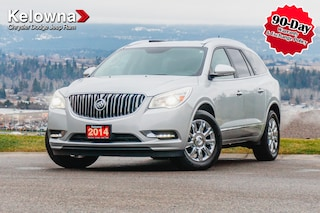 Used 2014 Buick Enclave Premium Plus, 7-Passenger, AWD, Leather, Nav SUV K19276A in Kelowna, BC