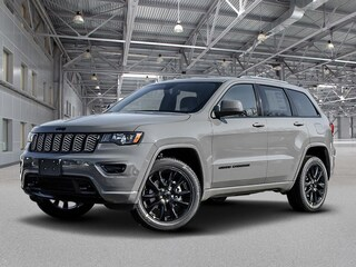 New 2019 Jeep Grand Cherokee Altitude SUV K19543 in Kelowna, BC