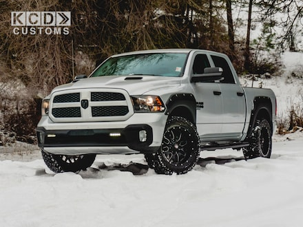 Featured New 2019 Ram 1500 Classic ST - KCD Customs Truck Crew Cab for sale in Kelowna, BC near Summerland