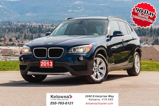 Used 2013 BMW X1 xDrive28i - PANO SUNROOF! AWD! VUS K19191B in Kelowna, BC