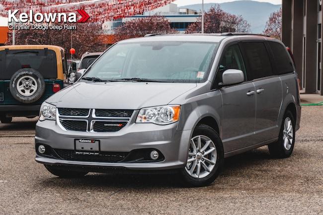 New 2019 Dodge Grand Caravan SXT Premium Plus Van For Sale lease Kelowna, BC
