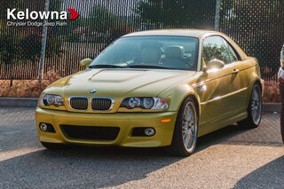 2003 BMW M3 Base Convertible in Kelowna, BC