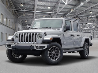 New 2020 Jeep Gladiator Overland Truck Crew Cab K20082 in Kelowna, BC