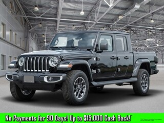New 2020 Jeep Gladiator Overland Truck Crew Cab K20076 in Kelowna, BC