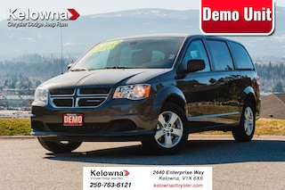 2018 Dodge Grand Caravan CVP/SXT - Demo Van in Kelowna, BC