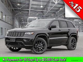 New 2020 Jeep Grand Cherokee Altitude SUV K20053 in Kelowna, BC
