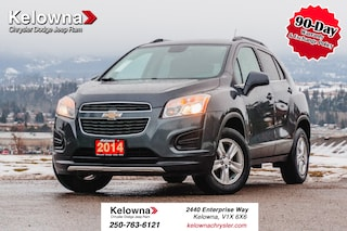 Used 2014 Chevrolet Trax LT - 1 OWNER! GREAT ON GAS! BACK UP CAMERA! SUV KP20019 in Kelowna, BC
