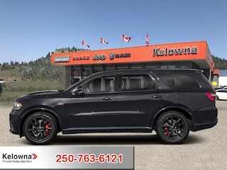 New 2018 Dodge Durango SRT - Leather Seats - Sunroof - $460.27 B/W SUV in Kelowna, BC