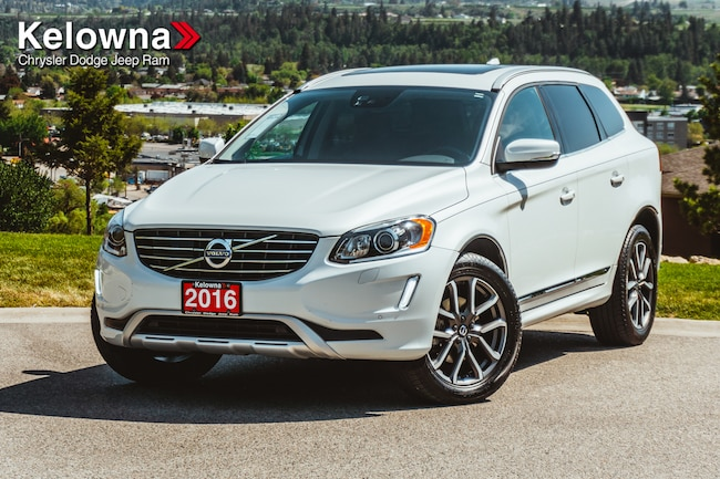 Used 2016 Volvo XC60 T5 Special Edition Premier For Sale | Kelowna BC