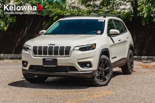 New 2019 Jeep New Cherokee Altitude SUV K19318 in Kelowna, BC