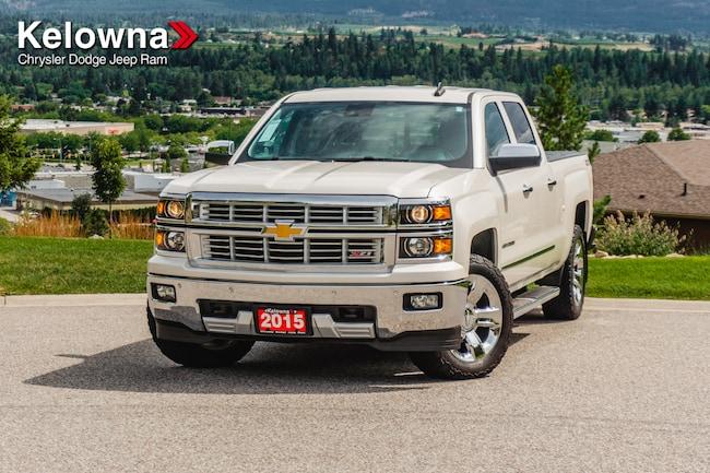 2015 Chevrolet Silverado 1500 1LZ Truck Crew Cab