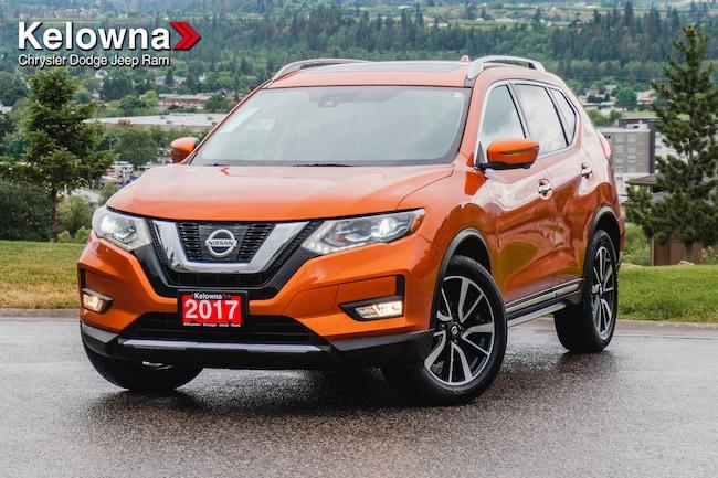 2017 Nissan Rogue SL, Leather, Sunroof, Camera SUV