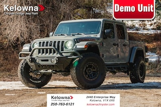 2020 Jeep Gladiator RUBICON - DEMO - LIFTED - BIG TIRES - PERFECT OKANAGAN TRUCK! Truck in Kelowna, BC