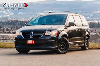 Used 2011 Dodge Grand Caravan SXT Plus Van KP20001-W in Kelowna, BC