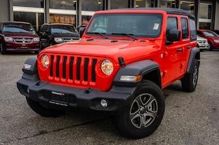 New 2018 Jeep All-New Wrangler Sport 4x4 - Heated Seats - $280.70 B/W SUV K18268 in Kelowna, BC