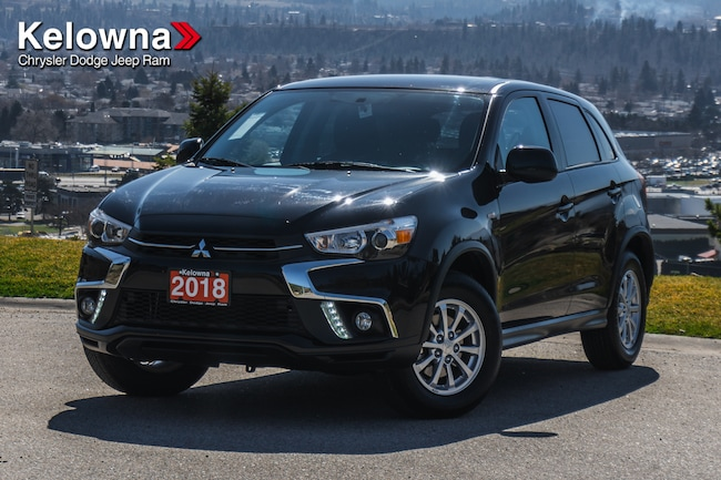 2018 Mitsubishi RVR SE, AWD, Back-Up Camera SUV