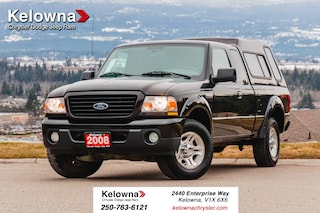 Used 2008 Ford Ranger XL - ONLY 2 OWNERS! WELL MAINTAINED! Truck KP19183A-W in Kelowna, BC