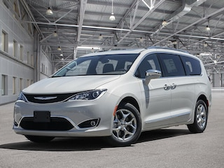 New 2020 Chrysler Pacifica Limited Van in Kelowna, BC