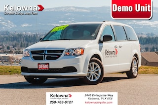 2019 Dodge Grand Caravan SXT - DEMO - SAVE THOUSANDS Van in Kelowna, BC