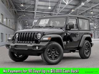 New 2019 Jeep All-New Wrangler Sport SUV K19518 in Kelowna, BC
