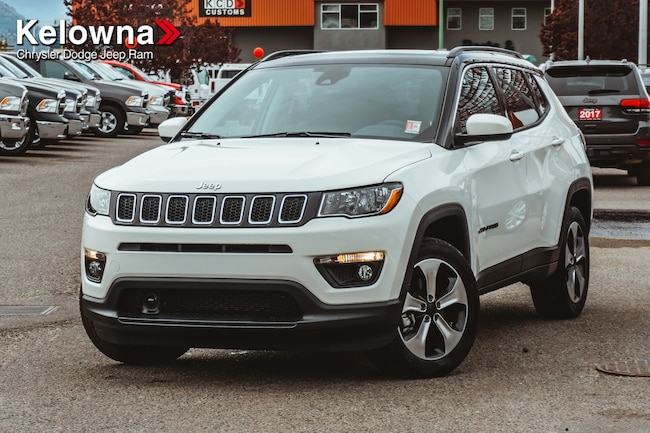 New 2019 Jeep Compass North SUV For Sale lease Kelowna, BC