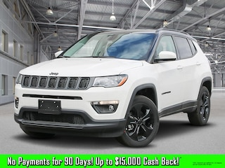 New 2019 Jeep Compass Altitude SUV K19501 in Kelowna, BC