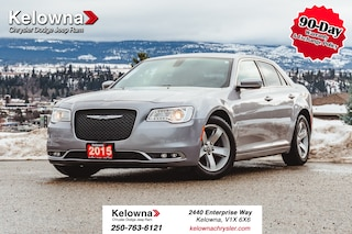 Used 2015 Chrysler 300 Touring, Leather, Sunroof, 8.4