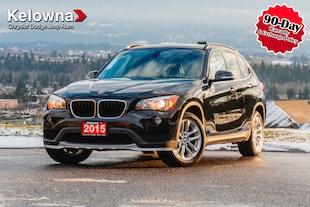 2015 BMW X1 xDrive28i, Pano Sunroof, AWD SUV