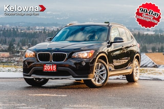 Used 2015 BMW X1 xDrive28i, Pano Sunroof, AWD VUS KP19199 in Kelowna, BC