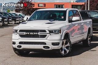 New 2019 Ram All-New 1500 Laramie Truck Crew Cab in Kelowna, BC