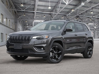 New 2019 Jeep New Cherokee Altitude SUV K19441 in Kelowna, BC