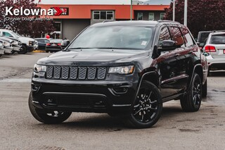 New 2019 Jeep Grand Cherokee Altitude SUV K19361 in Kelowna, BC