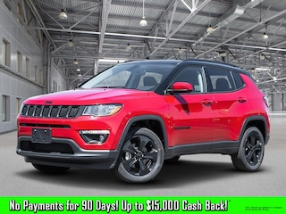 New 2019 Jeep Compass Altitude SUV K19521 in Kelowna, BC