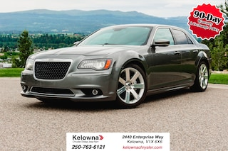 Used 2012 Chrysler 300 SRT8 Sedan KP20053 in Kelowna, BC