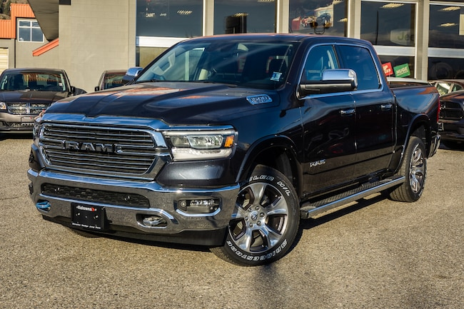 New 2019 Ram All-New 1500 Laramie - Sunroof - Leather Seats - $435.51 B/W Truck Crew Cab For Sale lease Kelowna, BC