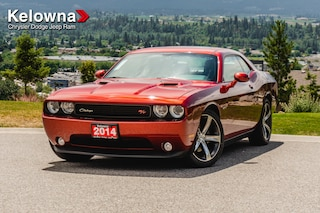 Used 2014 Dodge Challenger R/T Coupe KP19097A in Kelowna, BC