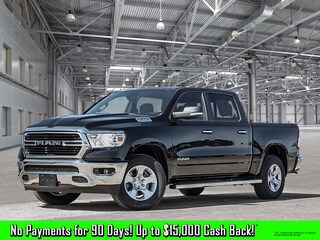 New 2020 Ram 1500 Big Horn Truck Crew Cab 272860 in Kelowna, BC
