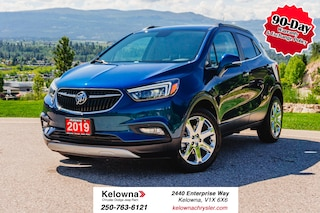 Used 2019 Buick Encore ESSENCE - LOCAL - ONE OWNER SUV K19596A1 in Kelowna, BC