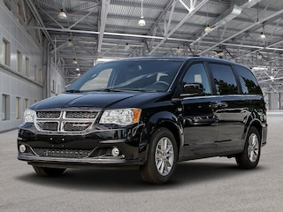 New 2019 Dodge Grand Caravan 35th Anniversary Edition Van in Kelowna, BC